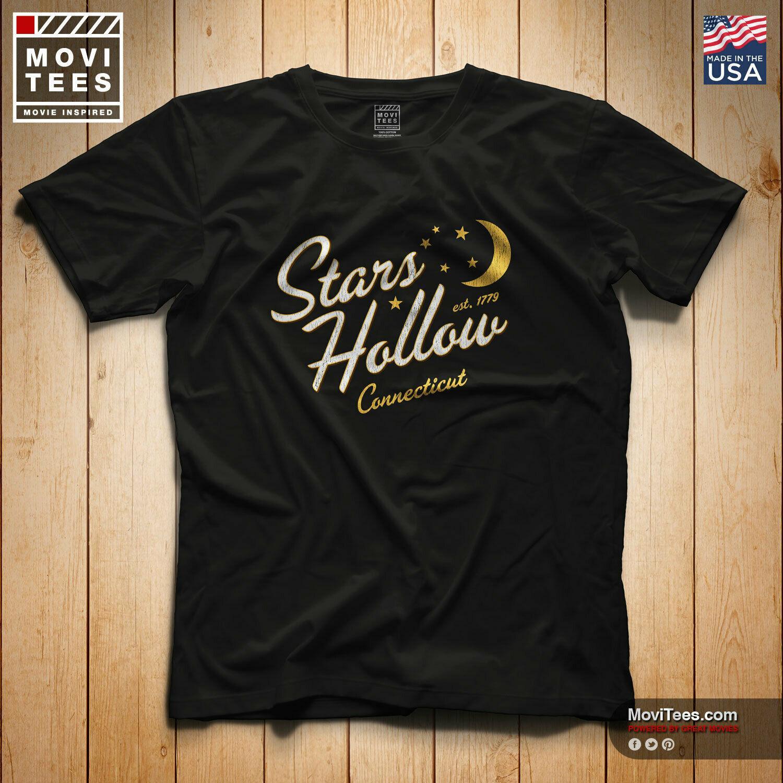 Prima de Stars Hollow camiseta Inspirado por la Tv de la serie Gilmore Girls 2020 camiseta unisex