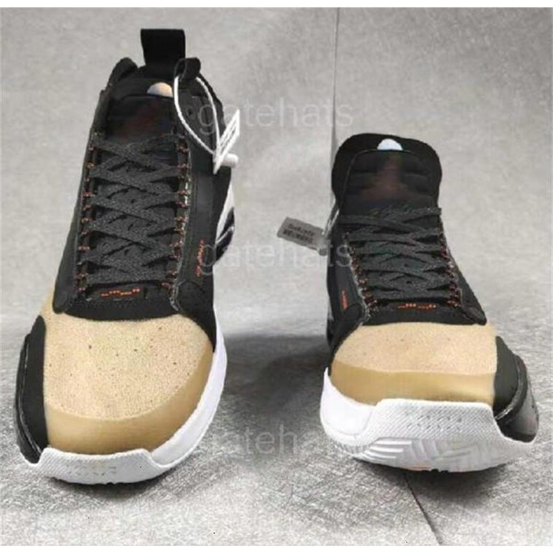 Athletic uomini XXXIV Natale 34 Black Gold Bhm pallacanestro giornaliero adulti Jumpman Candy Kids Shoes Sport Sneakers A14