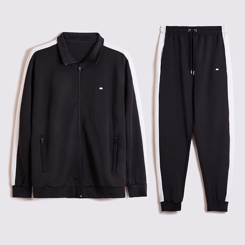 Nuovi prodotti Uomo Abbigliamento sportivo Coppie di abbigliamento di alta qualità Suit da uomo Giacca con cappuccio Felpa con cappuccio Sportswear Size S-XXL