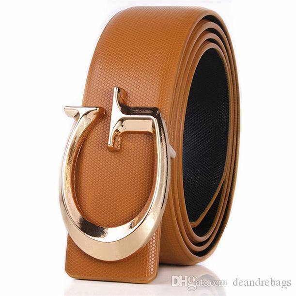 Männer Frauen Mode Gürtel Echtes Leder Gürtel Taillengürtel Gold-Silber-Schwarz-Designer Neuer Luxus-Typ Cinture 4226