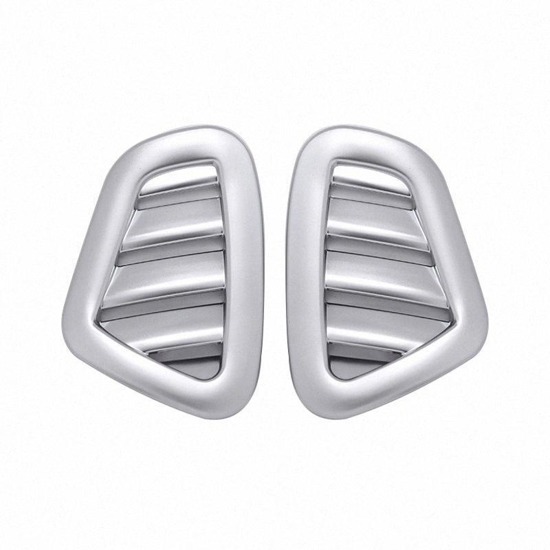 Автомобиль вентиляционное отверстие крышки хром Voiture воздушник крышка уравновешивания автомобиля декоративные аксессуары автомобиля стайлинга для Mercedes Benz E-Class W213 2016 4009 #