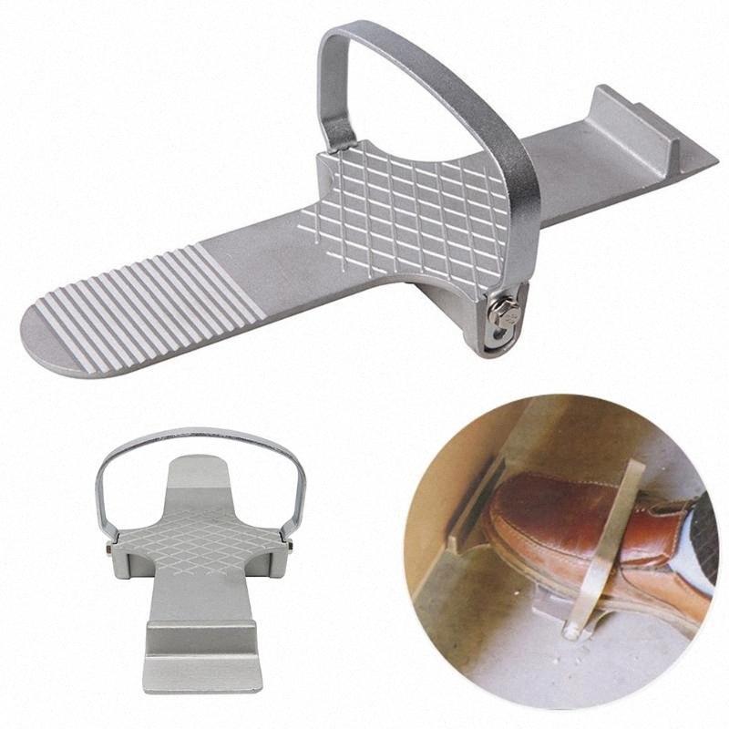 Alaşım Güçlü El Aracı Basit Alçıpan Kurulu kaldırıcı Kapı Ayak Kullanım Alçı Levha Kontrolü Onarım Kayma Önleyici Fonksiyonlu Plate 8muI #