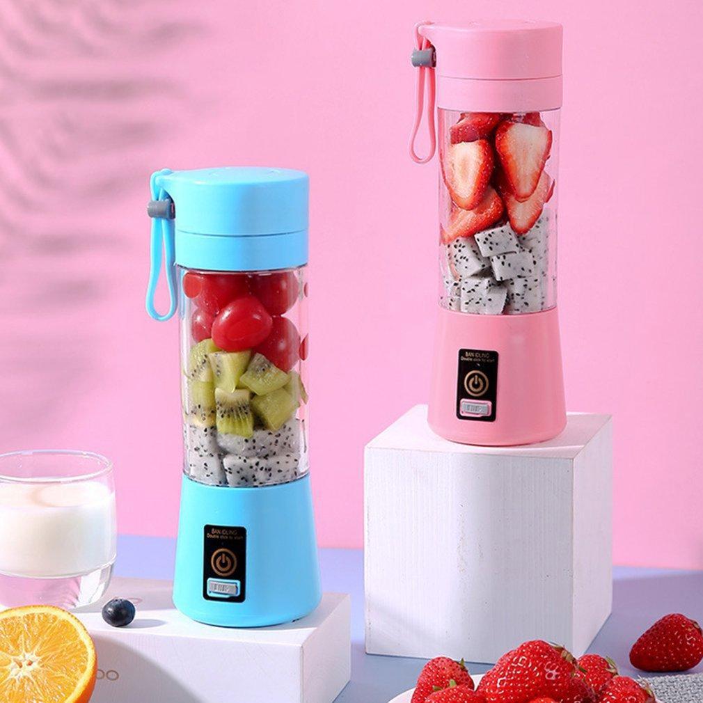 FREE SHIPPING Portable Blender Juicer Food Processor Smoothie Maker USB Electric