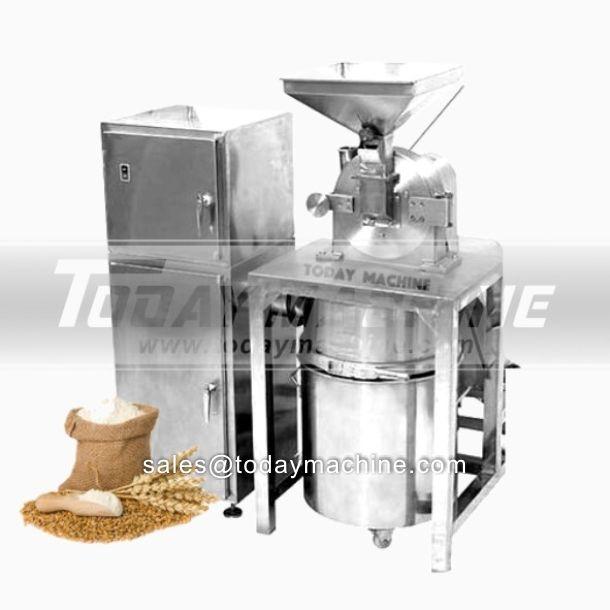 Çay Yaprakları Öğütücü / Kuru Yapraklar Powder Mill / Yapraklar Freze Makinesi