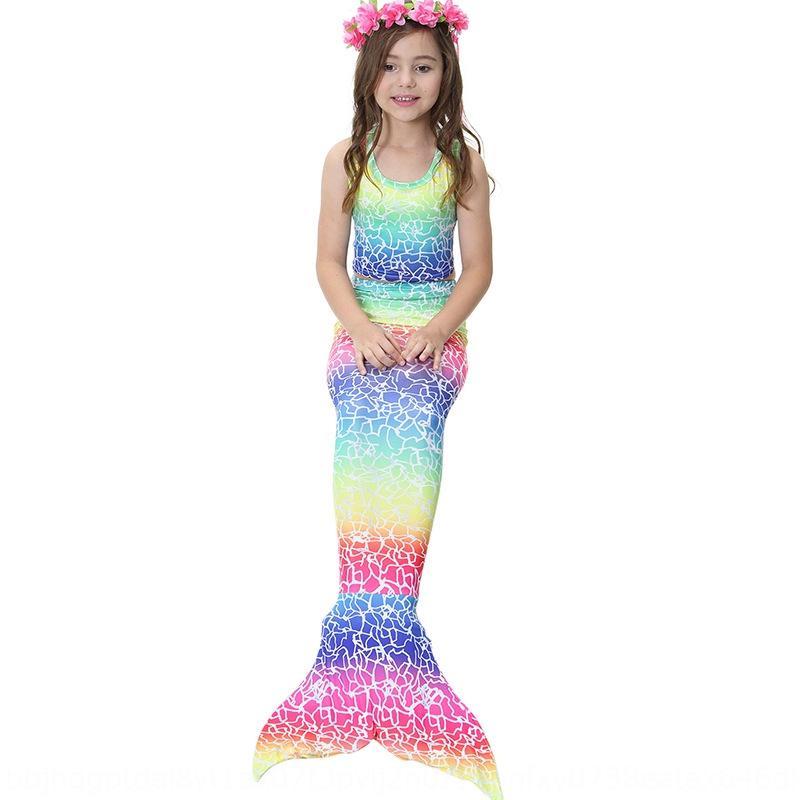 kA7iY nouveau maillot de bain split vêtements pour enfants bikini maillot de bain Bikini maillot de bain pour les enfants de la queue de sirène filles