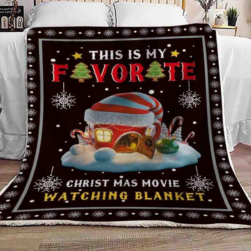 150 x 200 cm Weihnachtsdecke Doppelseitiger Eindickung Super Soft kuscheliger Plüsch Wirft Decke für Erwachsene und Kinder