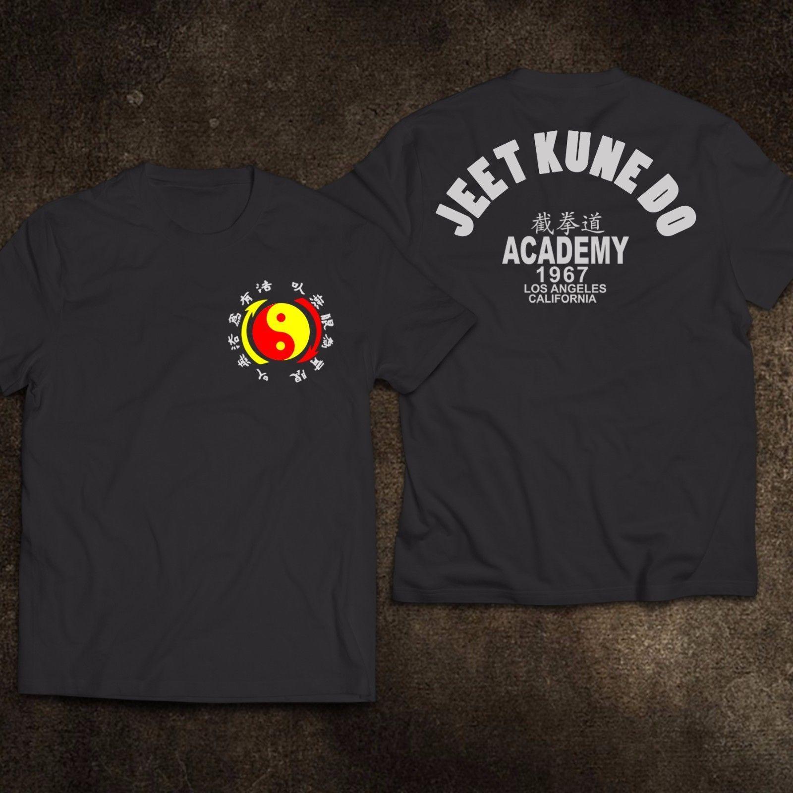 2020 Art und Weise NEW Jeet Kune Do Martial Art Academy 1967 Wing Chun Legend Kalifornien T-Shirt T-Shirt