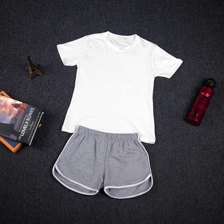 GCNH0 q7e19 Moda reklam spor rahat pantolon gömlek takım elbise Pantolon baskılı kültürel gömlek sınıf giysi NBSYC kısa kollu pantolon takım elbise
