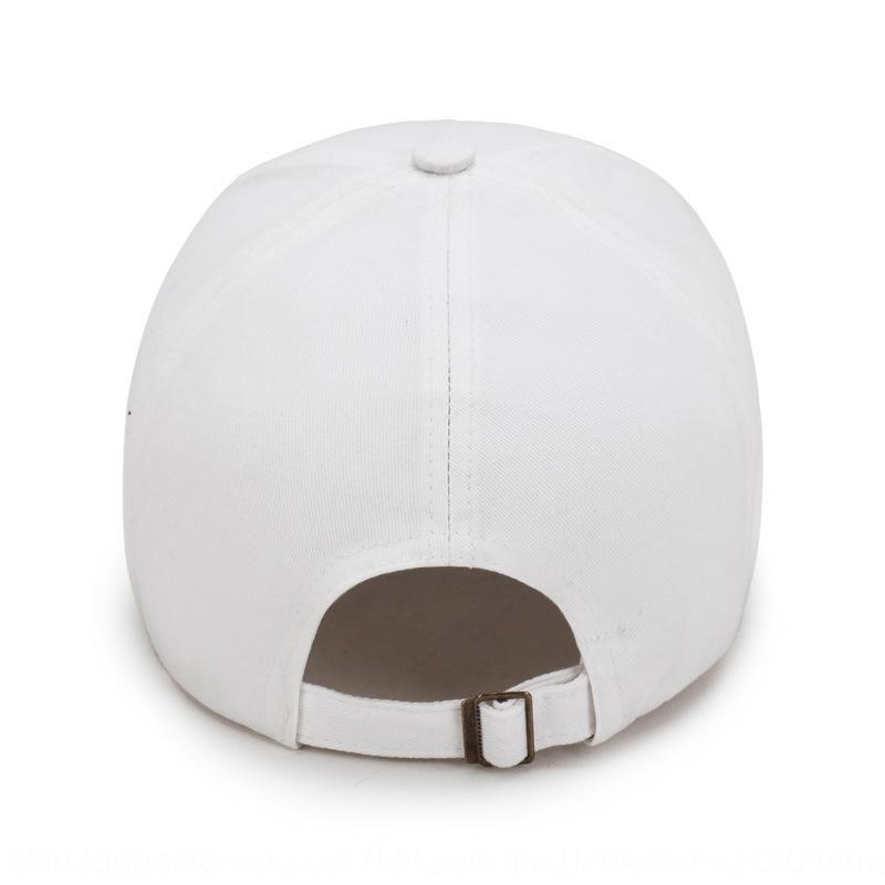 nuova manzo cotone alla moda il cappello esterno del sole di primavera degli uomini del tendine femminile casuale della protezione del sole del cappello da baseball berretto da baseball