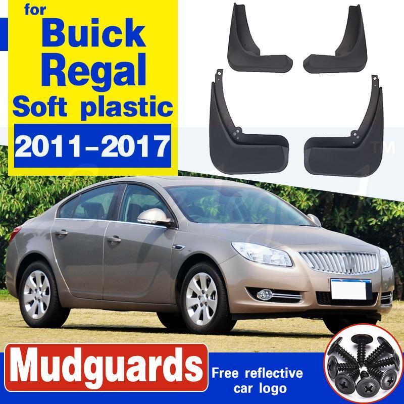 Buick Regal 2011-2017 Fender bavettes garde-boue BOUE Garde-boue 2012 2013 2014 2015 roue avant voiture arrière Accessoires