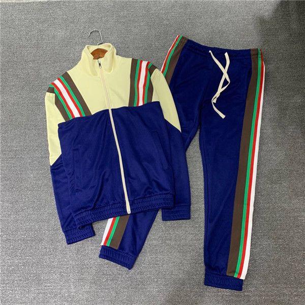 Gündelik Eşofman Erkekler Spor 2019 moda ayarlar Bahar Erkek Giyim Sweatshirt + eşofman Dış Giyim Eşofman Erkekler # 011