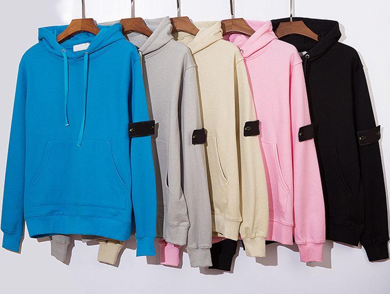 M-XXL H5322RF : 20SS 남성 디자이너 후드 새해 스웨터 까마귀 남성 여성은 남성의 의류 아시아 크기 셔츠