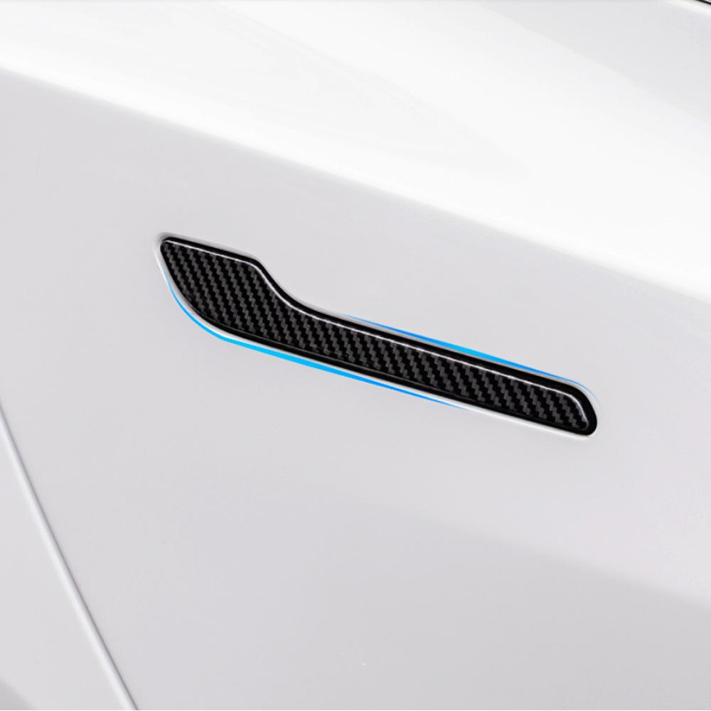 For Tesla Model 3 2017 2020 Car Accessories Door Handle ...