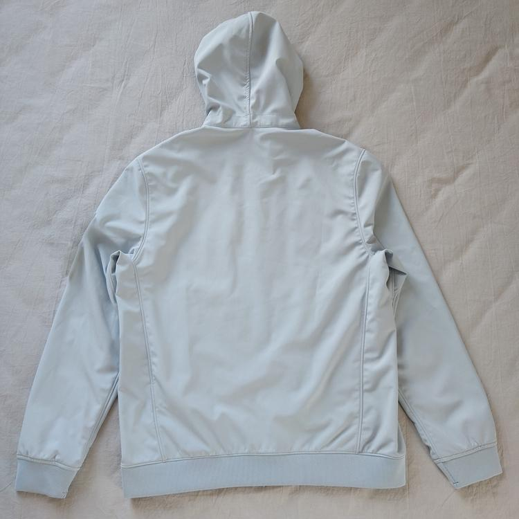 새로운 도착 # 40927 뜨거운 패션 가을 겨울 자켓 빛 소프트 쉘 - r 재킷 디자이너 망 망 재킷 패션 스웨터
