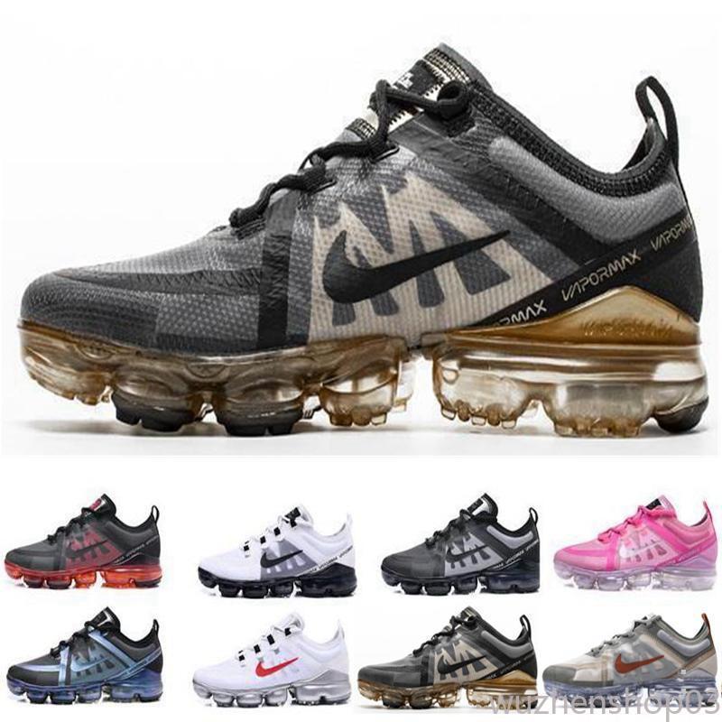 2019 New Arrival Frete Grátis Designers Sapatos Masculinos Sapatos Sneakers TN arco-íris Além disso respirável cusion Running Shoes euro wu03