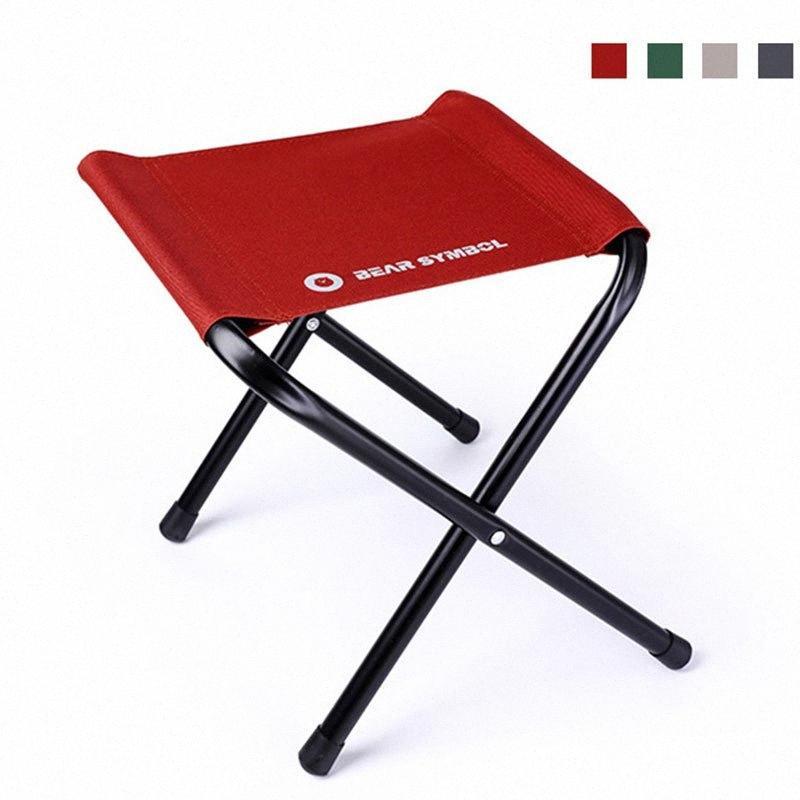 Katı Hafif Bahçe Sandalyeleri Çevik Açık Kararlı Portatif Tabure Balıkçılık Katlama Kamp Sandalye Tren Ultralight fTsT # Seyahat