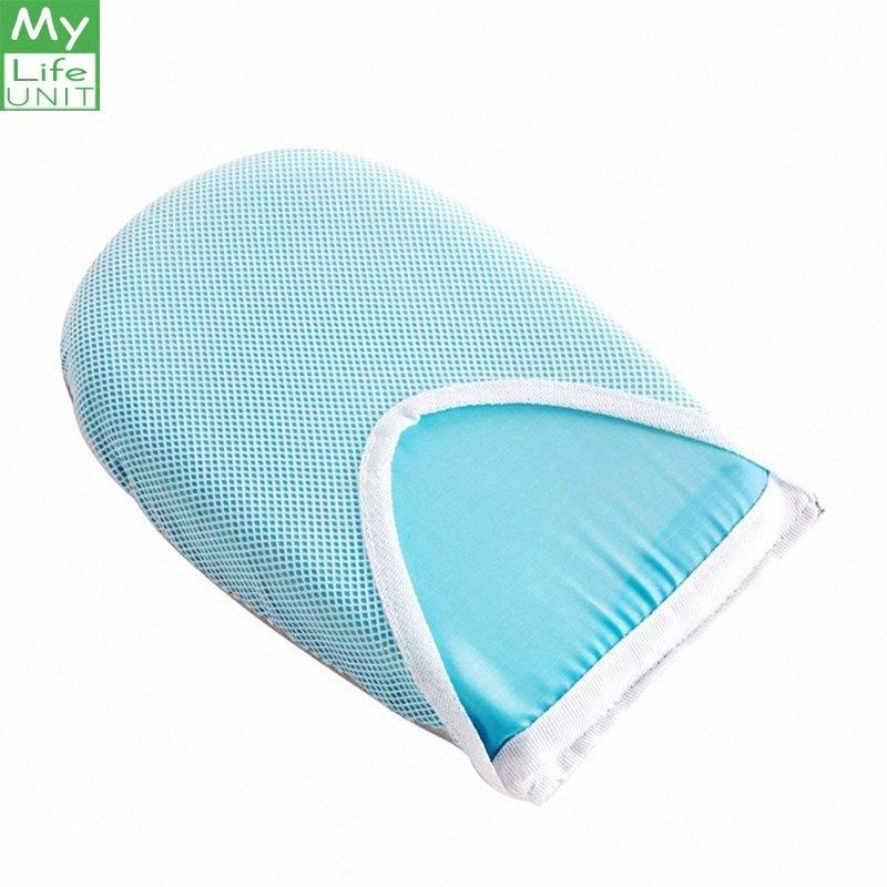 MyLifeUNIT Garment Steamer Ironing Glove Cooling Material Heat Resistant Thick Sponge Glove for Clothes Steamer bdZf#