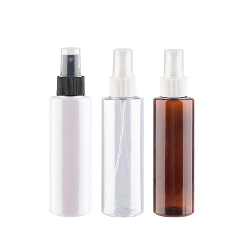 30PCS 200ML فارغة من البلاستيك بخاخ زجاجة PET السفر مع الضباب البخاخ العناية الشخصية مستحضرات التجميل الحاويات رذاذ مضخة