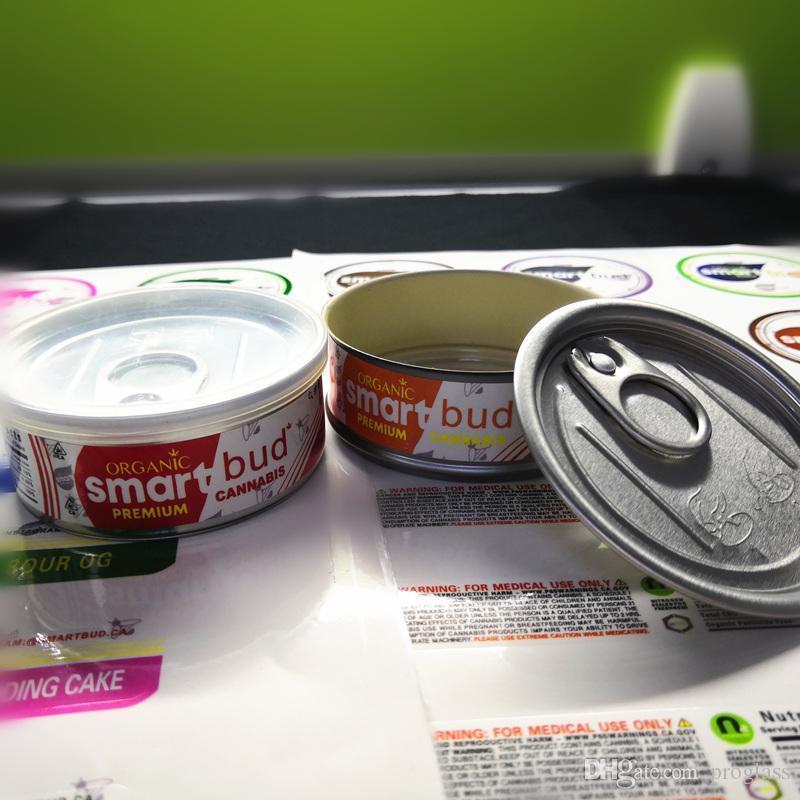Inodoro Mier grado de caja de la Alimentación limpia puede Smartbud Sabores 100% completamente diferente Flor Segura paquete gardens2010 TYVgj