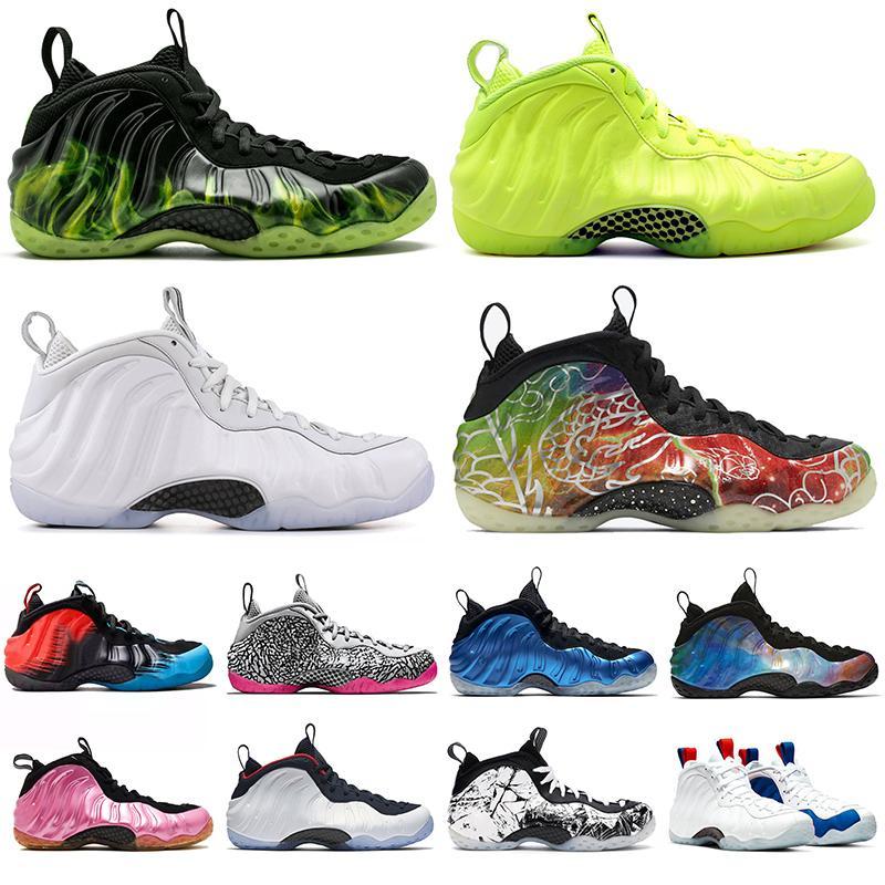 Nike Air Foamposite One Pro Penny Hardaway mens scarpe da basket di Pechino ciò che i Paranorman floreali formatori sport sneakers noi formato 13