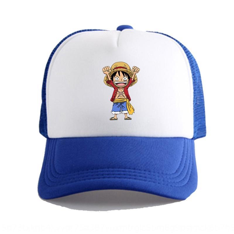 FV6D9 Ein Stück terfarr garosolon Qiao Ba obere Kappe obere Kappe net Spitze anime umgebende Sommersonne erreichte Hut Netto-Hut