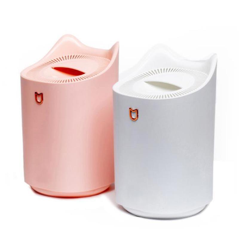 3000ml USB-Luftbefeuchter Dual-Mist Ultraschall-Aroma Diffuser Nebel-Hersteller mit bunten LED-Leuchten Office Desktop-Luftreiniger