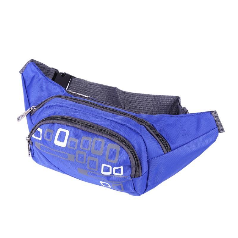 Новые спортивные наружные мужские карманы унисекс большая приспособленность емкость работает верхом мешок груди многофункциональный портативный телефон мешок