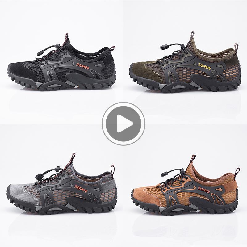 Moda Creek scarpe Per Uomo Colore Donne Triple Nero Verde Grigio Marrone scarpe da tennis Formato dei pattini correnti 38-46 T4H6