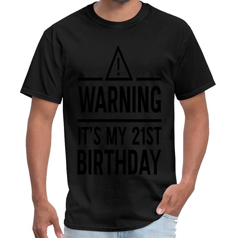 Komik Uyarı Bu benim 21 Doğum Todoroki gömlek erkekler ricard t gömlek büyük beden s ~ 5XL desen var