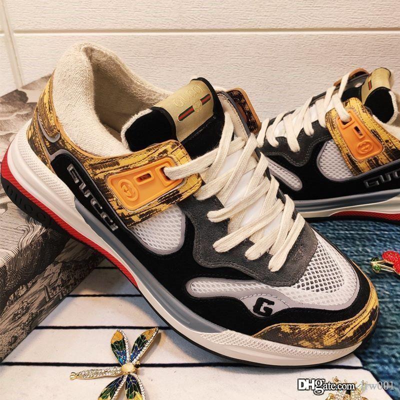 New Mens Ultrapace Sneaker Luxury