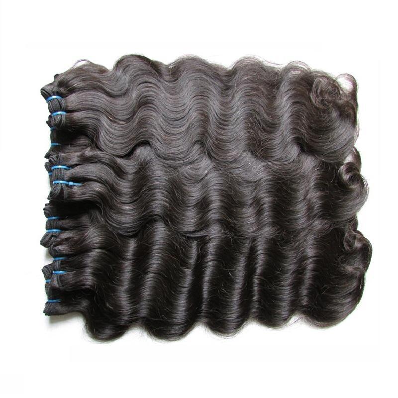 Wholesale Unprocessed Brazilian Virgin Hair Body Wave 1Kg 10 Bundles Remy Human Hair Extension Bundle Weave Cuticle Aligned Virgin Hair