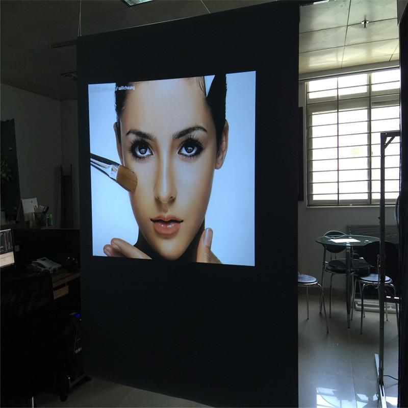 1.52x10m 4K Frant Projektionswand für Ausstellungen / Unterhaltung Veranstaltungen mit konkurrenzfähigem Preis