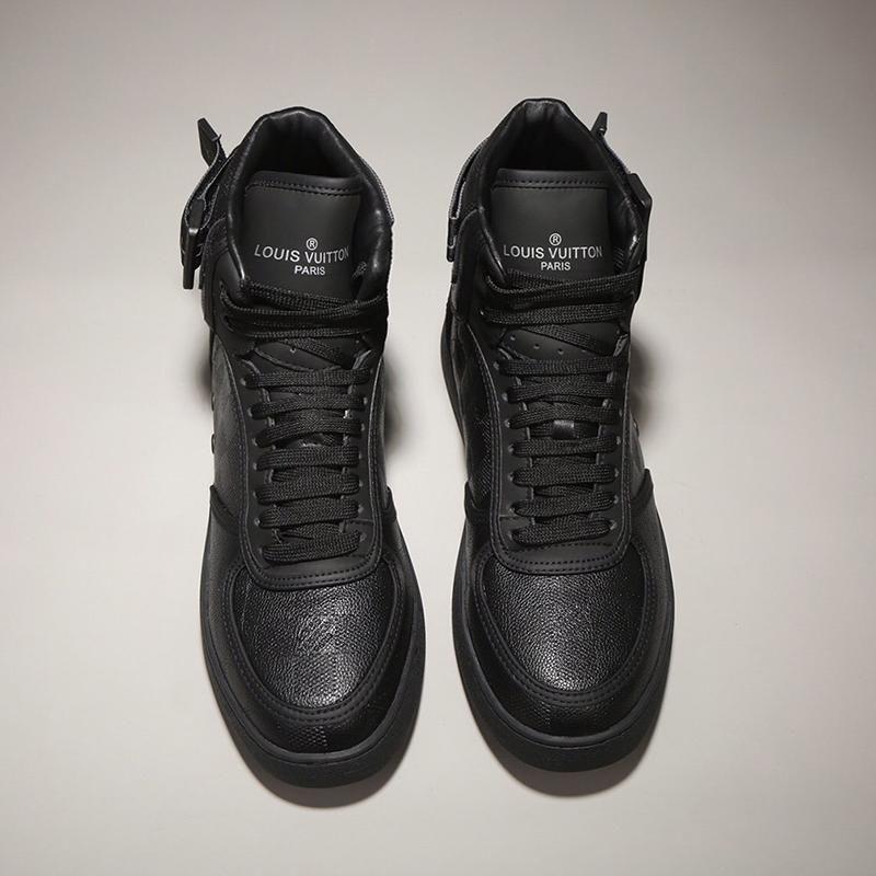 Top qualité Rivoli Sneaker Bottes Hommes Chaussures Chaussures pour Hommes Design de mode en plein air Marche Casual Footwears Dentelle -Jusqu'à Luxe Hommes Bottes