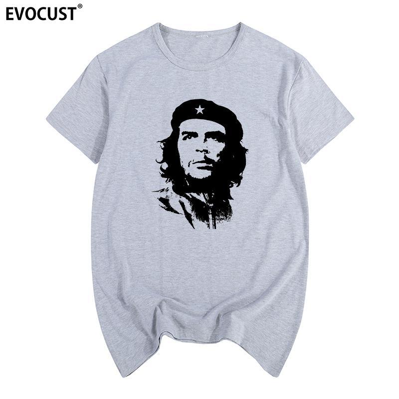 Che Guevara Eroe Hipster Cigar Raffreddare uomo in cotone T Shirt Guy T-shirt bello delle nuove donne TSHIRT TEE