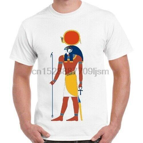 Dios egipcio Ra es el Sol el antiguo Egipto retro fresco regalo camiseta 623