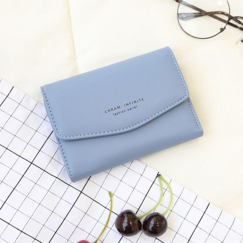 bEEK6 Frauen kurze Brieftasche 2020 neue Art und Weise wallet einfachen koreanischen Stil der Frauen walletcoin Geldbeutel