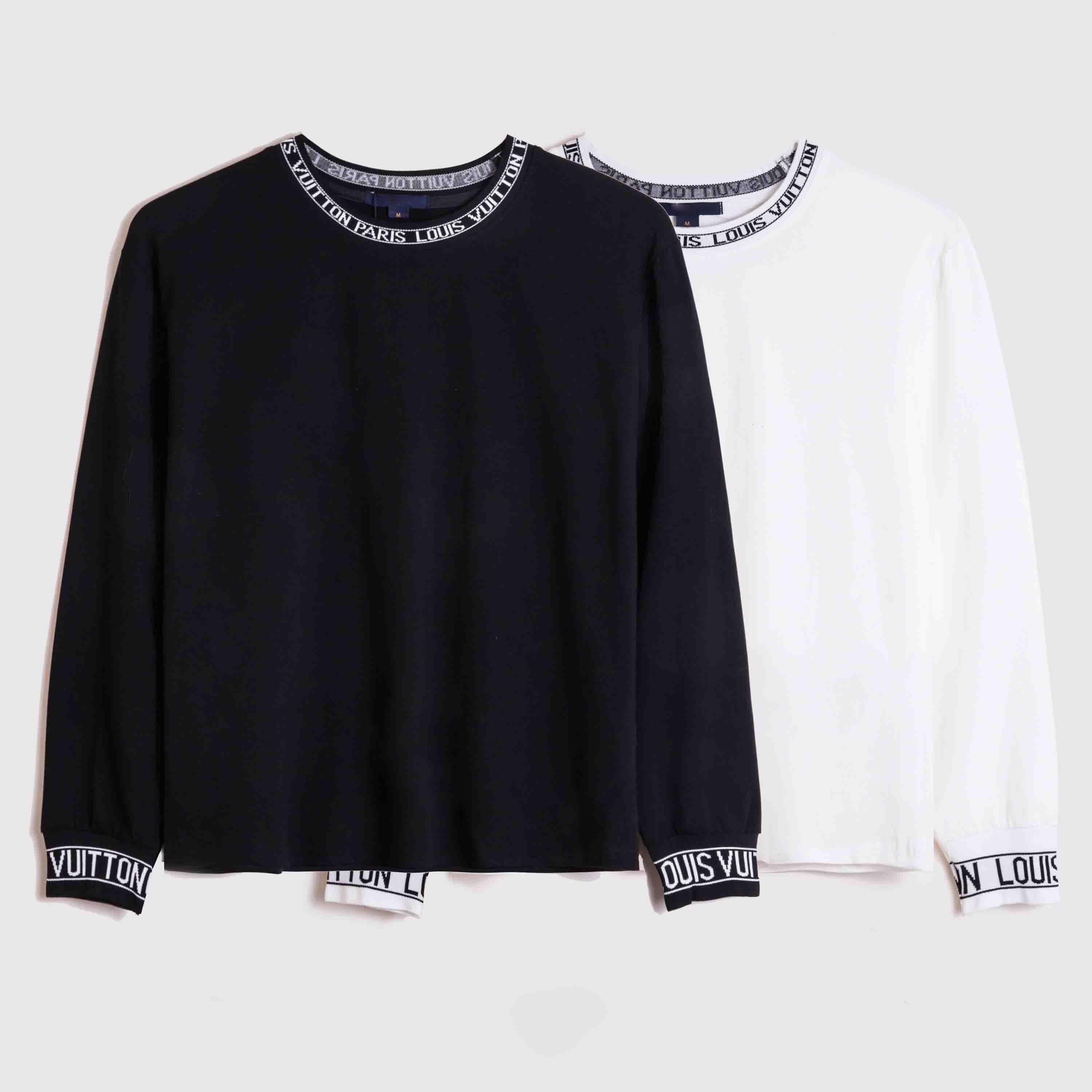 20ss Men's Sweater Fashion Men's Women's High Quality Sweater Pullover Long Sleeve Letter Print Sweater Size M-XXL