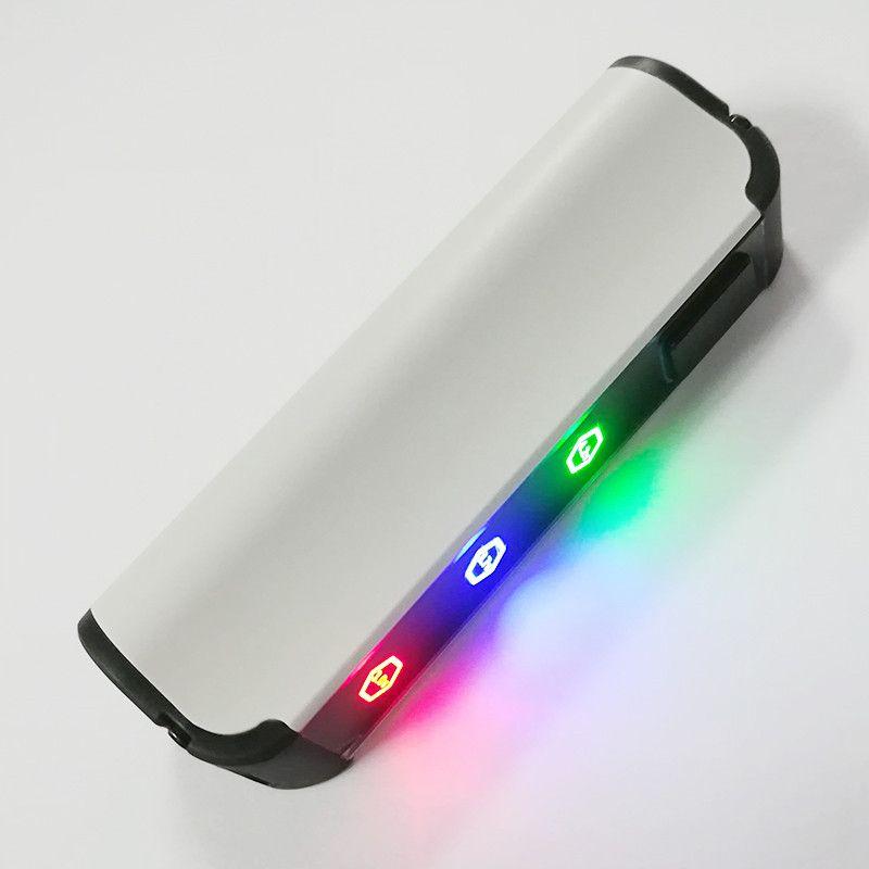 Beleaf Magnétique e cigarette VV préchauffer la batterie 350 mAh boîte de vape mod variable ajuster la tension pour 510 stylo vaporisateur cartouche d'huile épaisse