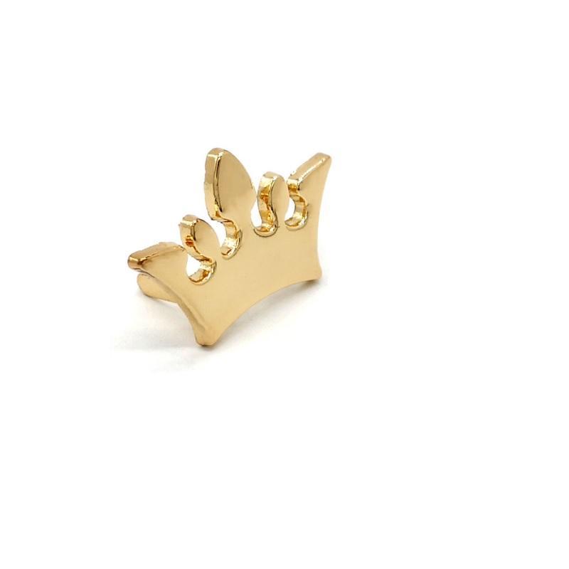 NUOVO Bowknot dell'oro Borse Scarpe clip Fibbie fai da te per l'abbigliamento pulsanti hardware accessori della decorazione