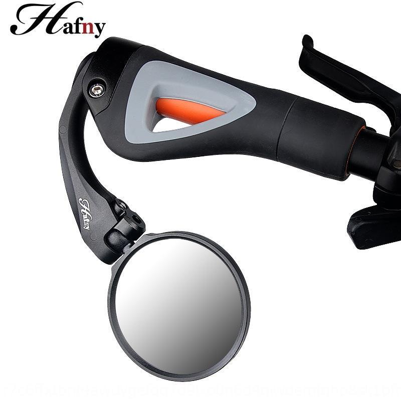 Lente de acero inoxidable fEIMI de bicicletas de montaña de Taiwán Hafny ajustable espejo retrovisor Espejo retrovisor mirrorbicycle moto reflector reflector