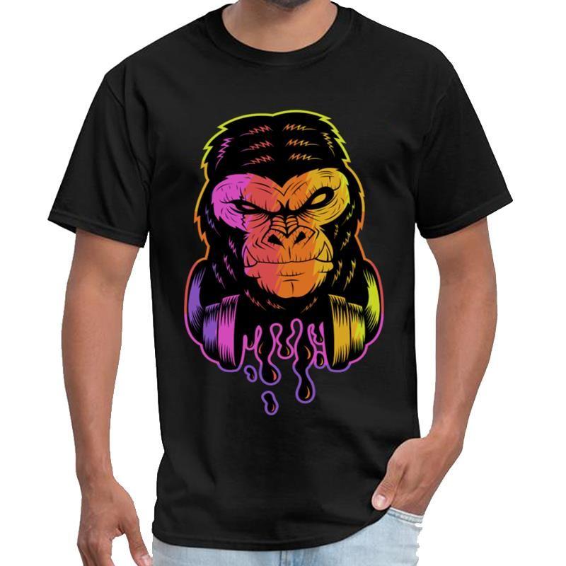 Hilarious Gorilla T-Shirt la casa de Papel homme schamlos T Shirt plus Größen S-5XL-stück