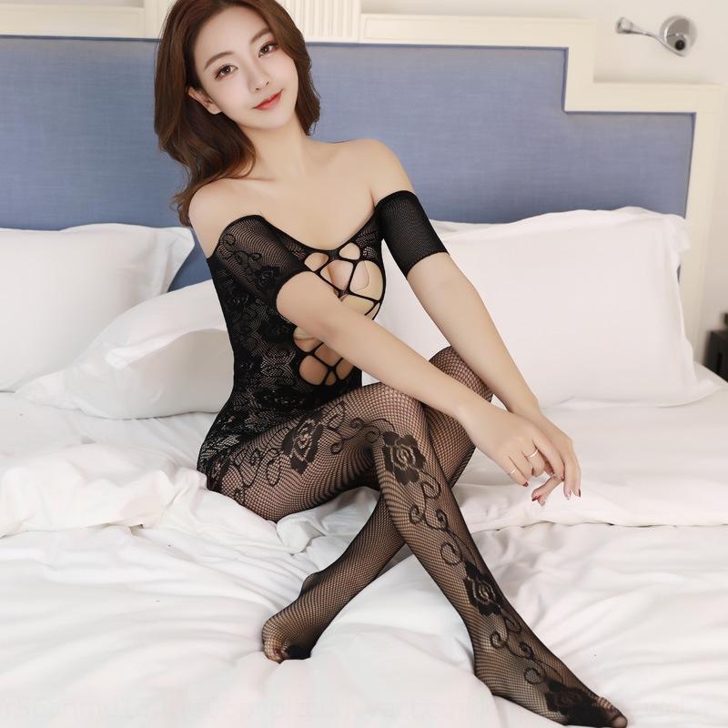 NRfZC e calzini sexy jacquard a maniche corte mutande OgQuu breve sl camicia da notte seducenti uniformi mutande HDL24 camicia da notte e biancheria intima
