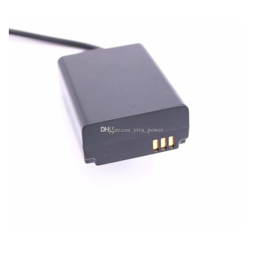 Per Samsung NX200 NX210 NX1000, BP1030 BP-1030 Accoppiatore DC DC