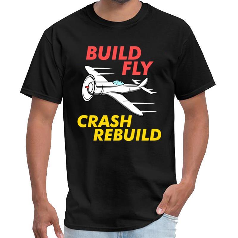 Designer RC Plane Pilot engraçado Avião Vestuário camisa camisa lobo mulheres t casa de papel tamanho grande s ~ 5xL tee topo