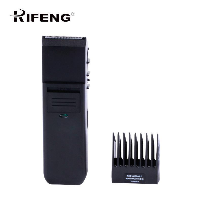 Elétrica cabeleireiro USB recarregável barbeiro mudo adulto e criança de barbear com o posicionamento pente de multi efeito em um RF1