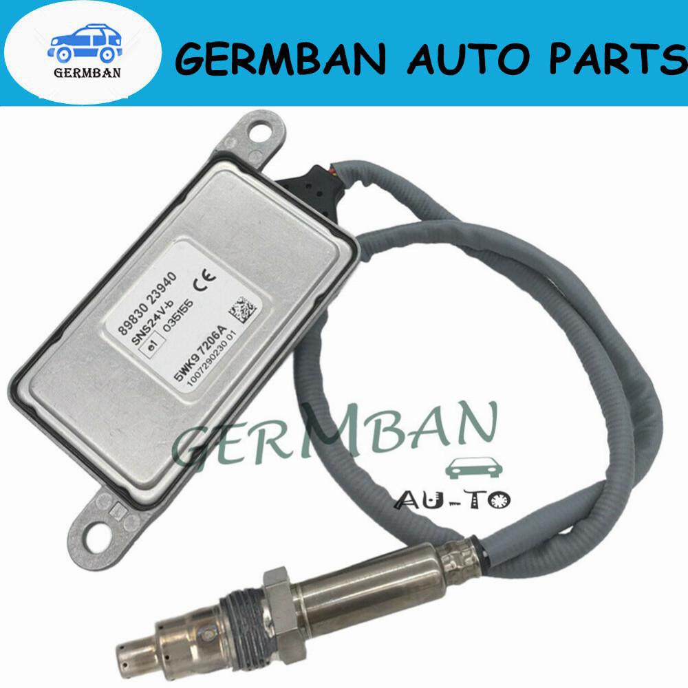 Óxidos de nitrogênio Nox Sensor 8983023940 5WK97206A Para Isuzu Truck 8 98302394 0
