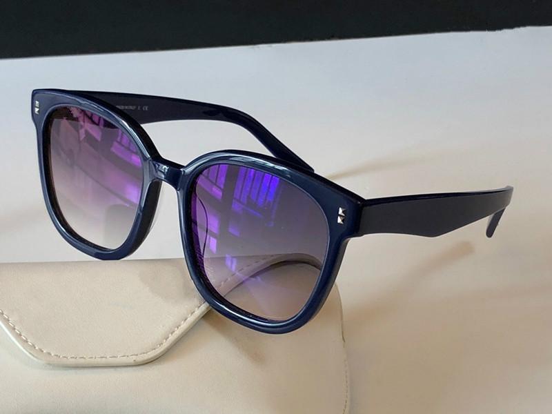 El nuevo diseñador de la marca 4049 VLTN alta calidad gafas de sol de los hombres de moda las gafas de sol vidrios de las mujeres UV400 de estilo retro con la caja original