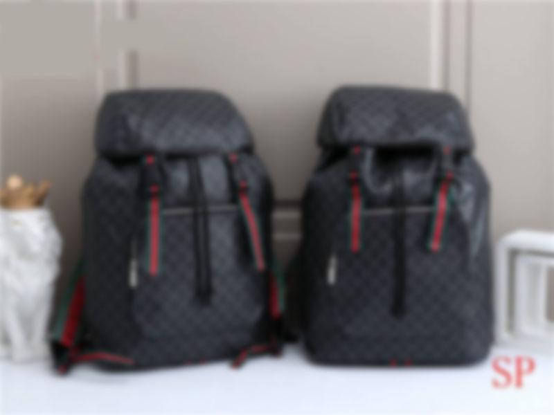 Milanese estilo del diseñador mochilas de alta capacidad recorrido al aire libre bolsas de moda Joker Brand alpinismo Bolsas 2091003B