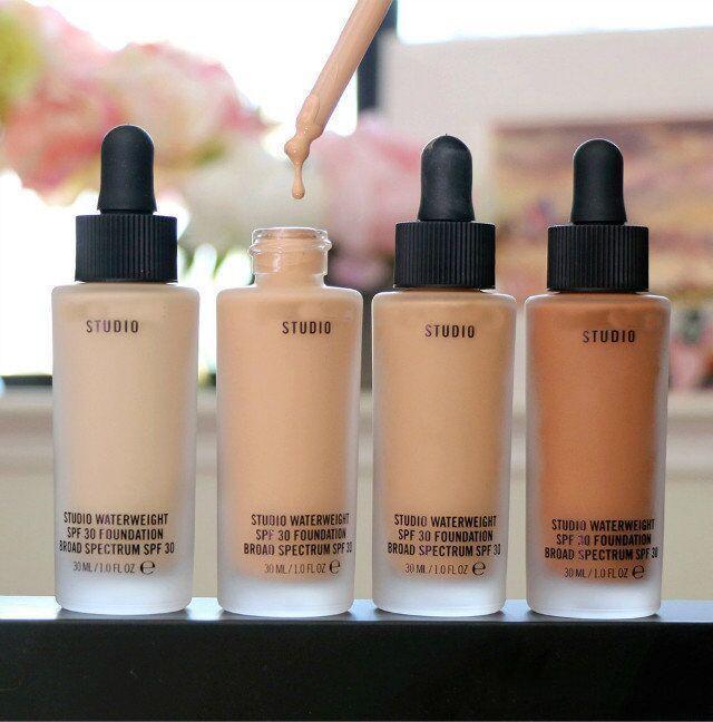 Высочайшее качество бренда макияж студия фонда 30 мл студии фонда водяного веса SPF 30 жидкий консилер 6 цветов NC15 NC20 NC30 NC40