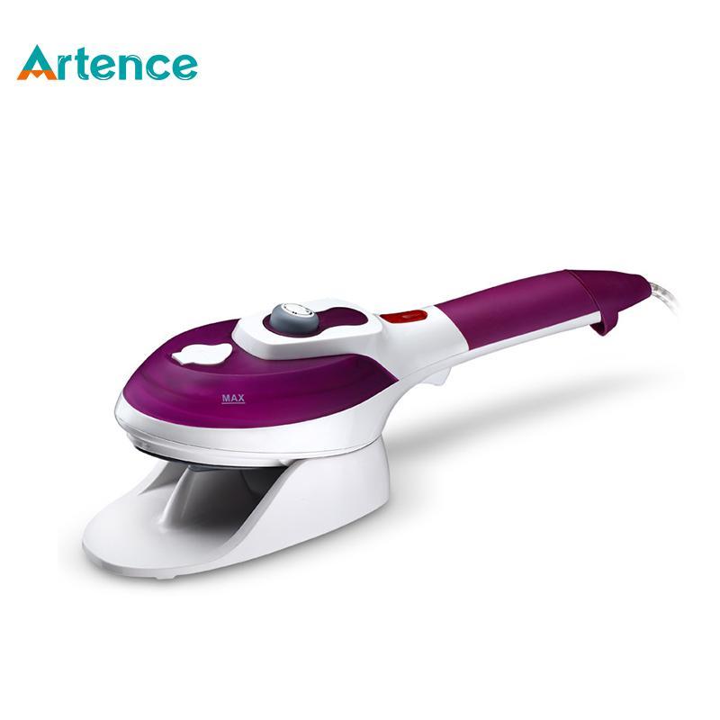 Multifunktionale Hand elektrisches Dampfbügeleisen mit Keramik-Bügelsohle für Home tragbare Kleidung Garment Steamer Fusselrasierer